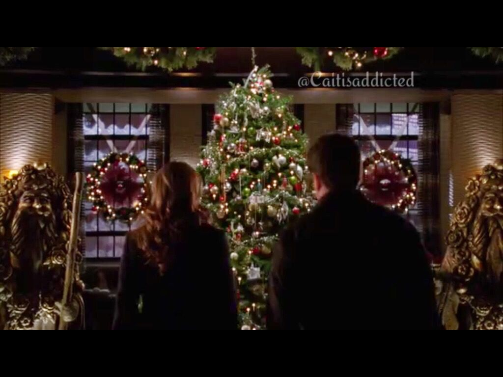 Castle Season 2 Episode 16 Watch Online Castle And Beckett Christmas At Rick S Place In Episode 5x09