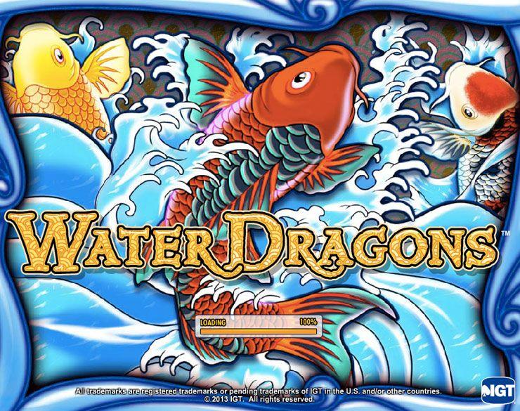 IGTs Water Dragon Slot