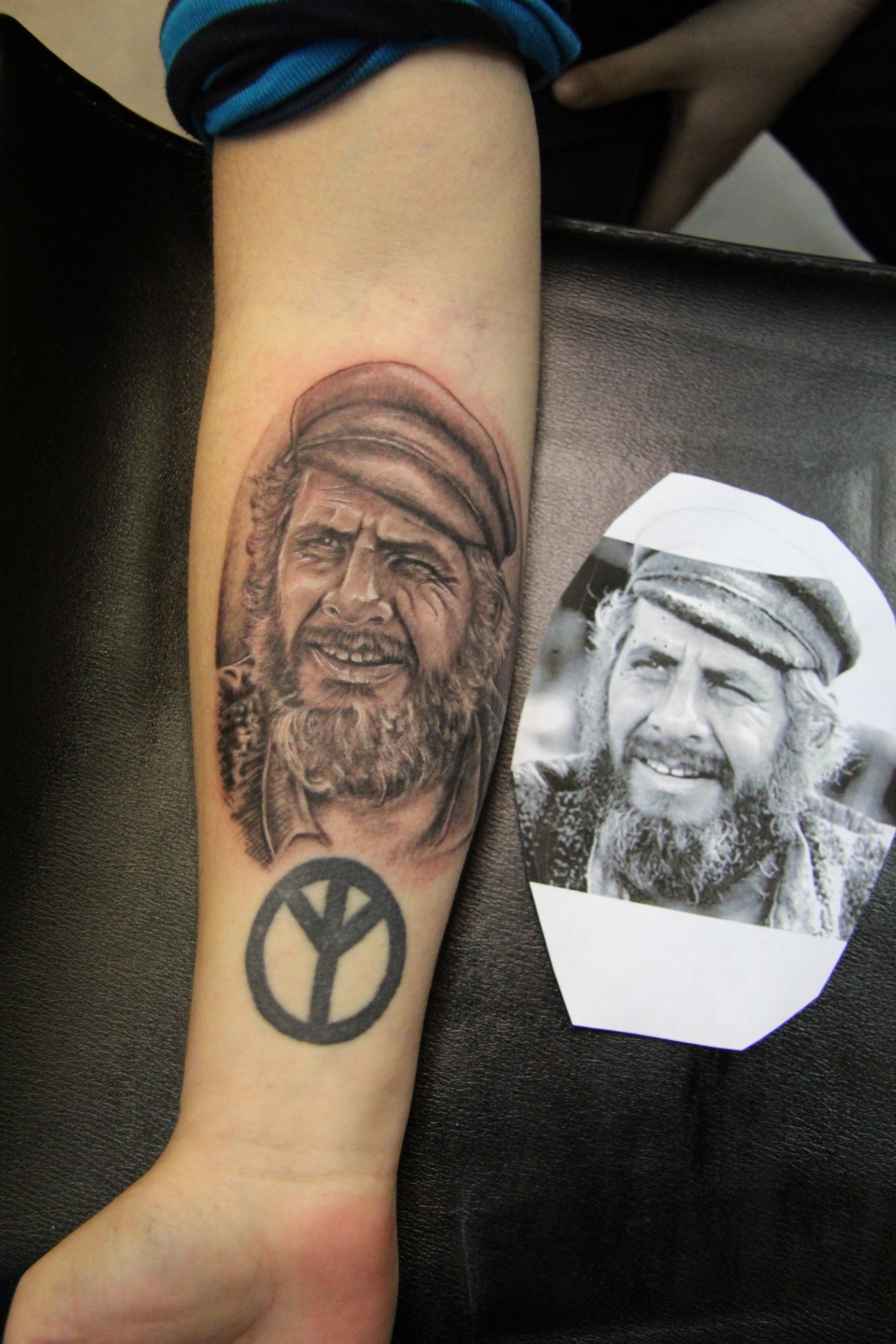 Fiddler On The Roof Tattoo