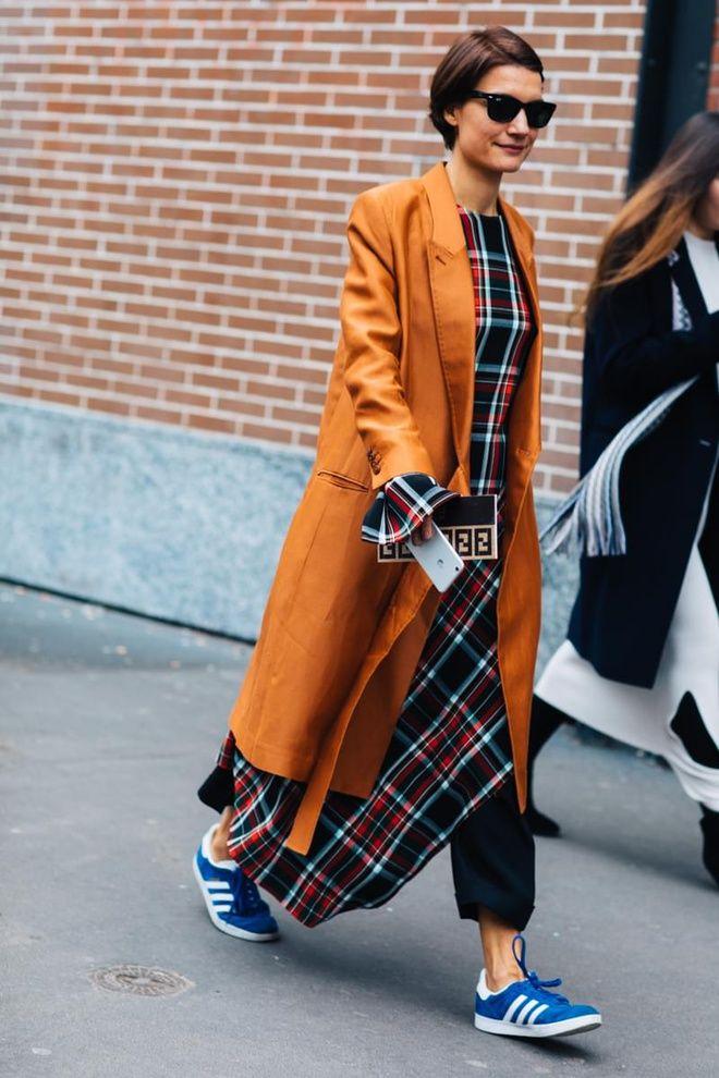 Street Style At Milan Fashion Week Fall Winter 2017 2018 Inspiration