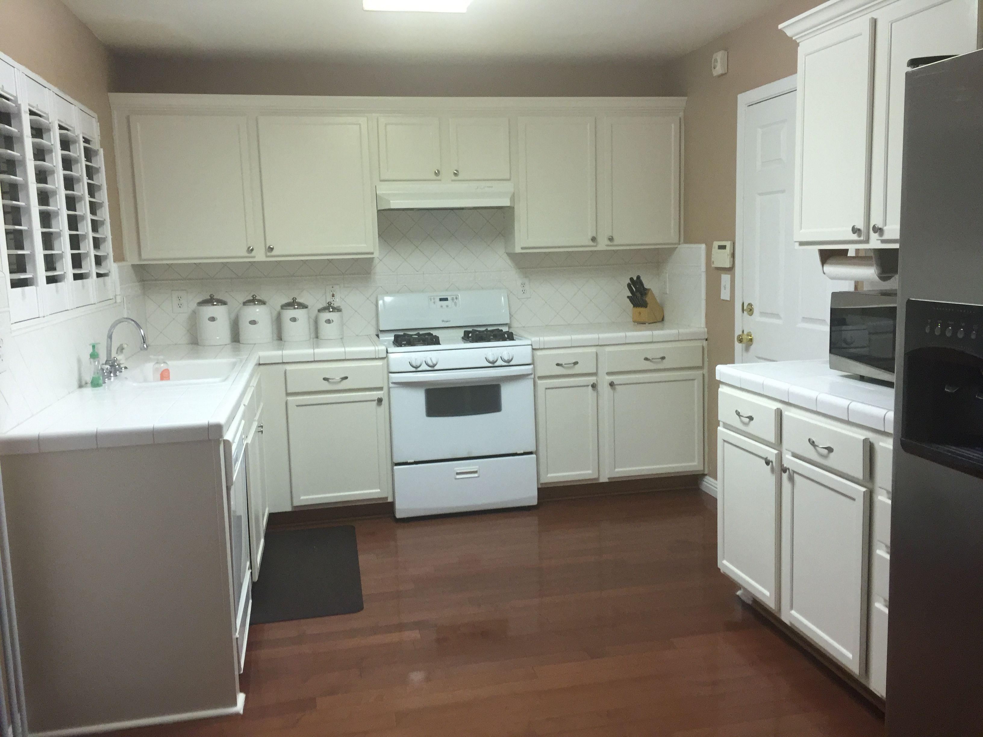 Kitchen Cabinets, Kitchen Cabinet Paint, Microwave, Oven, Budget, Stain Cabinets,