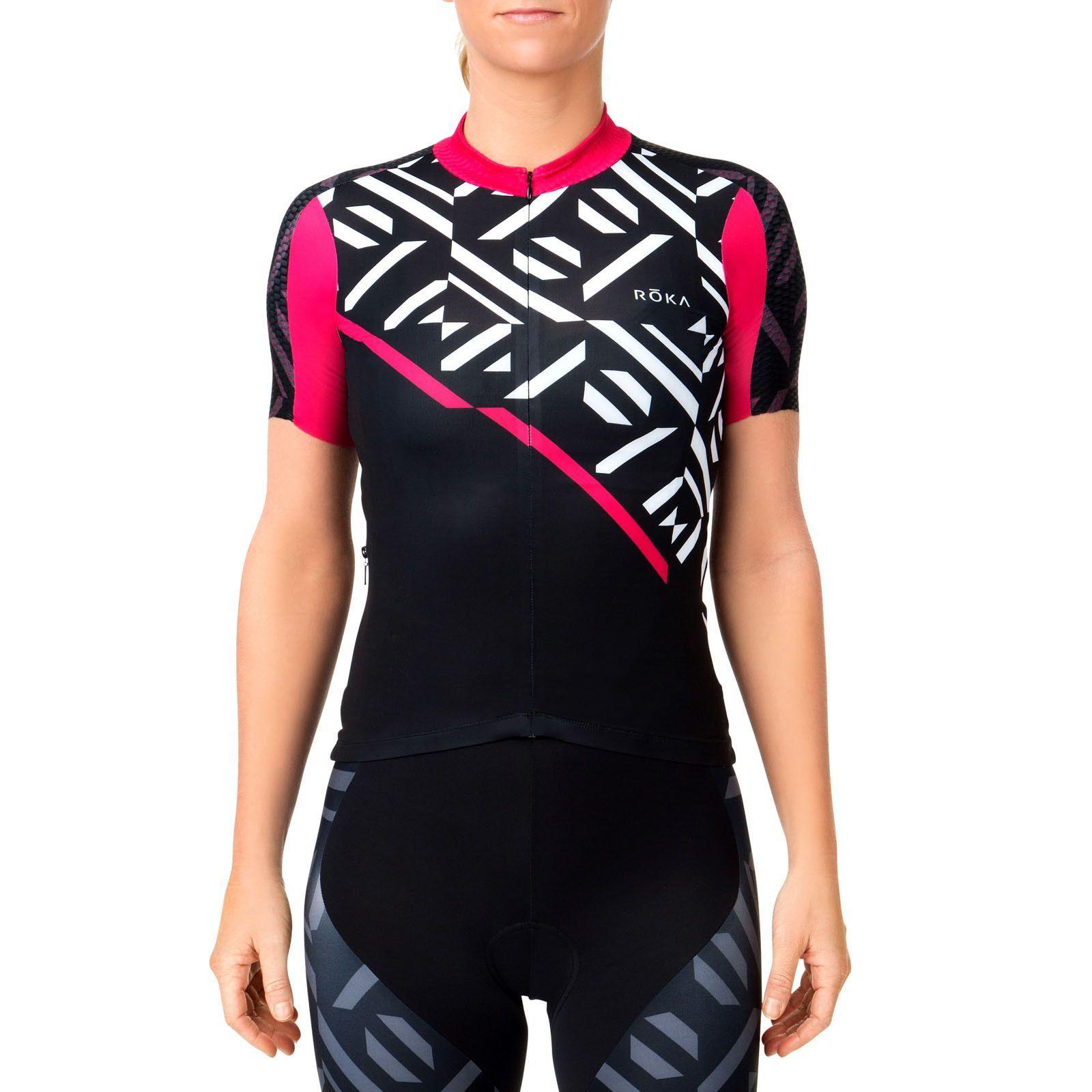 1decc57604d Women s Cycling Pro Race Jersey (Magenta)