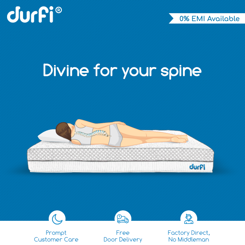 Mattress So Good Your Spine Will Thank You For Switching To Durfi Try Your Luck At Durfi Com Spinthewheel And Win Mattress Online Mattress Best Mattress