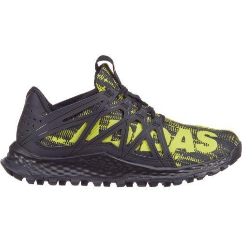 2963569b67ef1 Adidas Boys  Vigor Bounce J Trail Running Shoes (Core Black Shock Slime