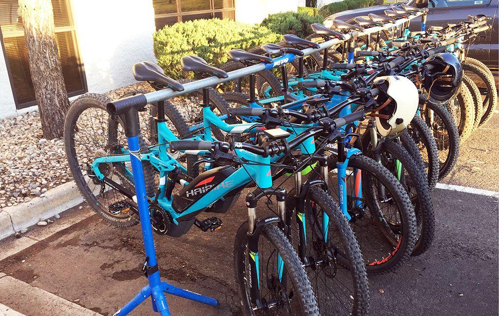 Riding In Reverse Bike Company Leaves Denver After One Year Electric Mountain Bike Bike Electric Bike