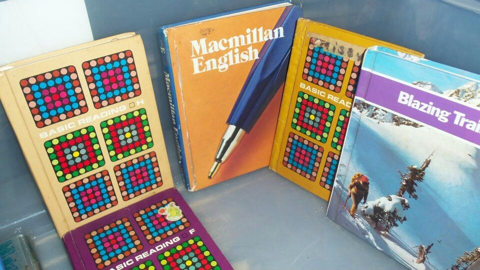 Textbooks from the 1980s Elementary School | The 80s
