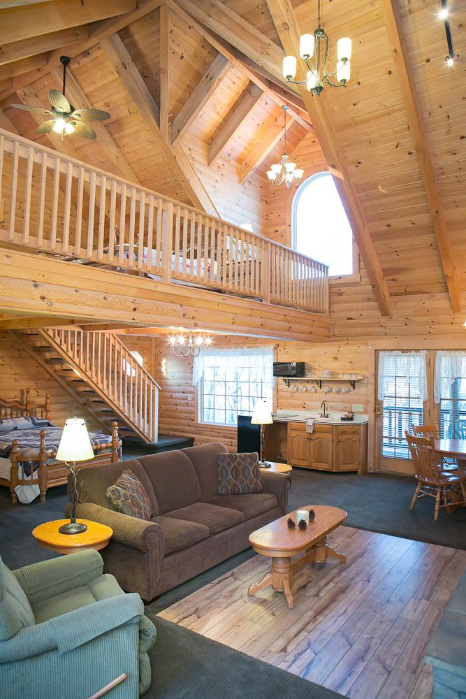 Owl's Perch Cabin in Amish Country. amishcountrylodging