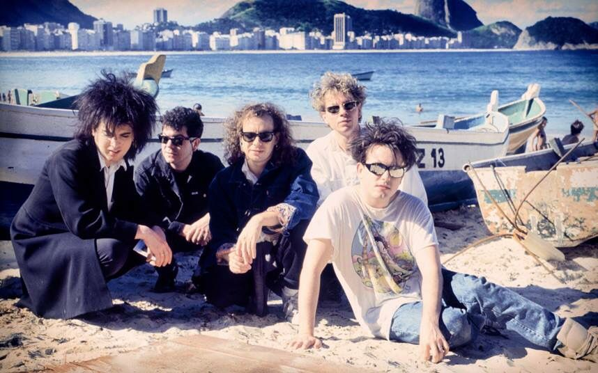 The Cure Oceanside