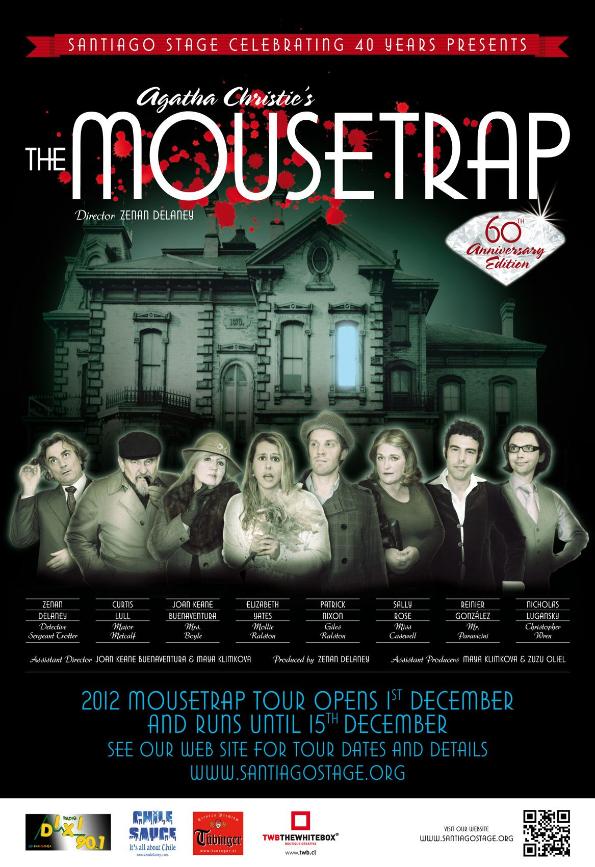 the mousetrap plot summary
