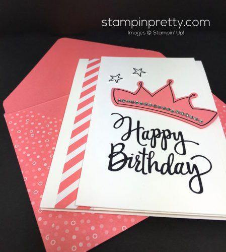 Pals Pick A B Blog Hop Birthday Card Simple Birthday Cards Card