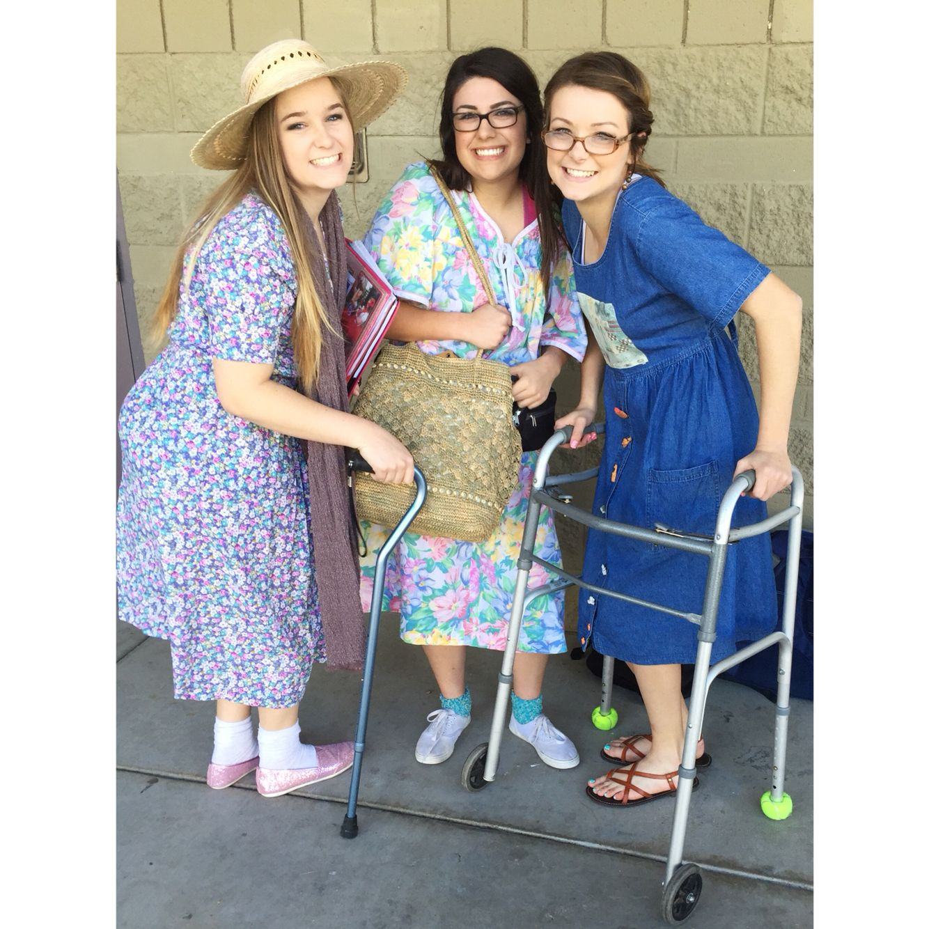 Elderly day: spirit day idea | Student Council | Pinterest ...
