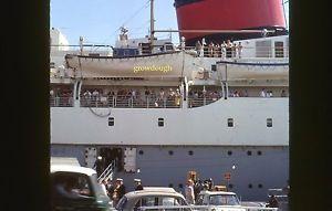 MmSlideQueenofBermudaCruiseShipLifeBoatPassengers - Queen of bermuda cruise ship