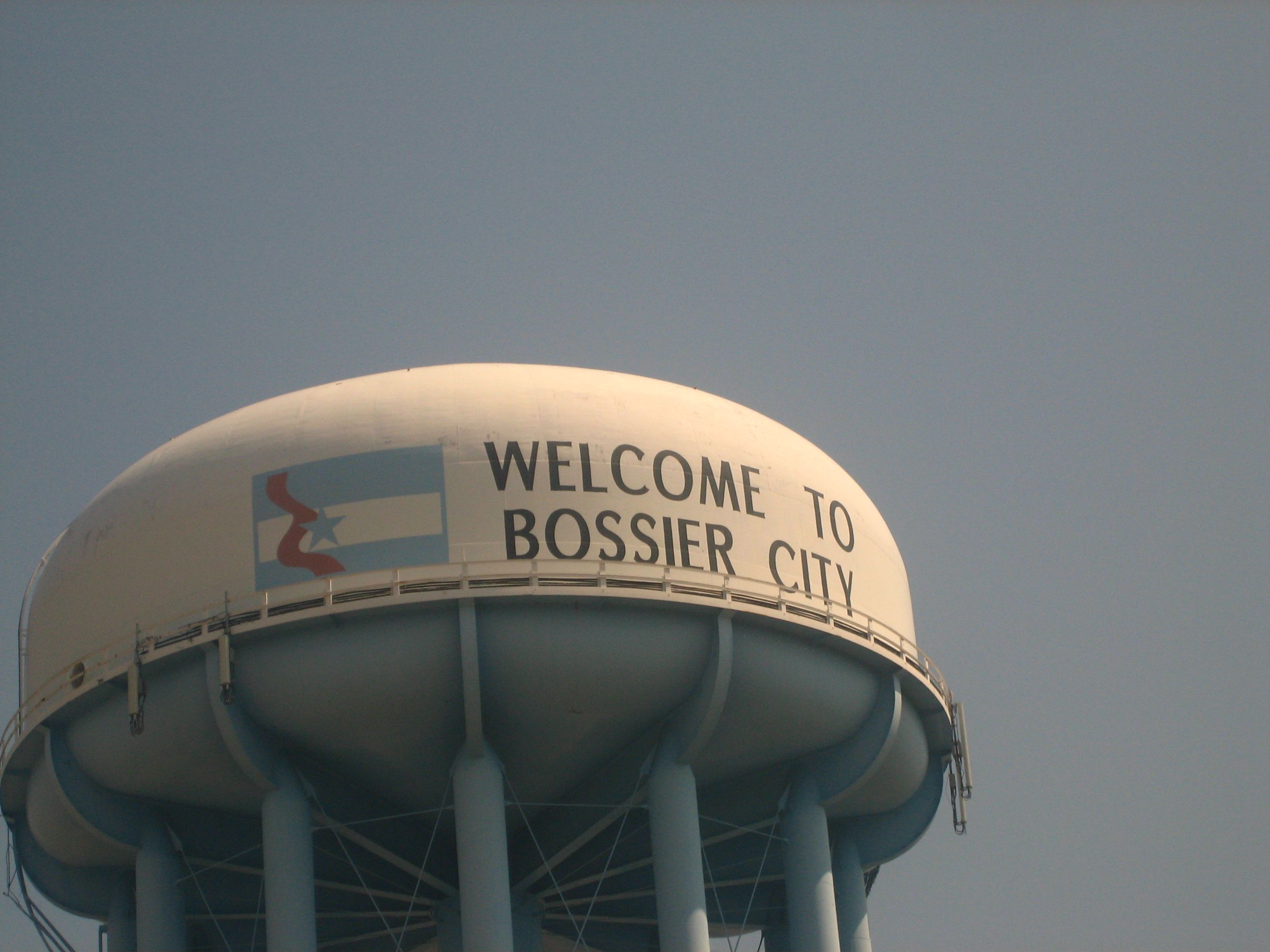 Stephenie Stacey Bossier City Water Tower Bossier City Louisiana