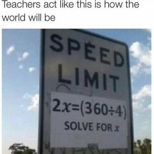 17 Math Jokes That Are Actually Pretty Funny For Being Math Jokes