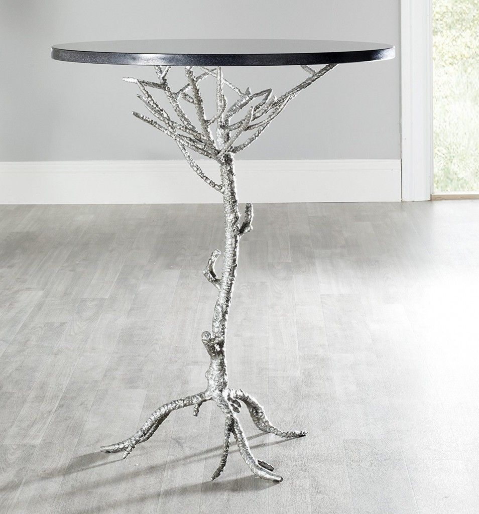 whitewashed end tables - Whitewashed End Tables