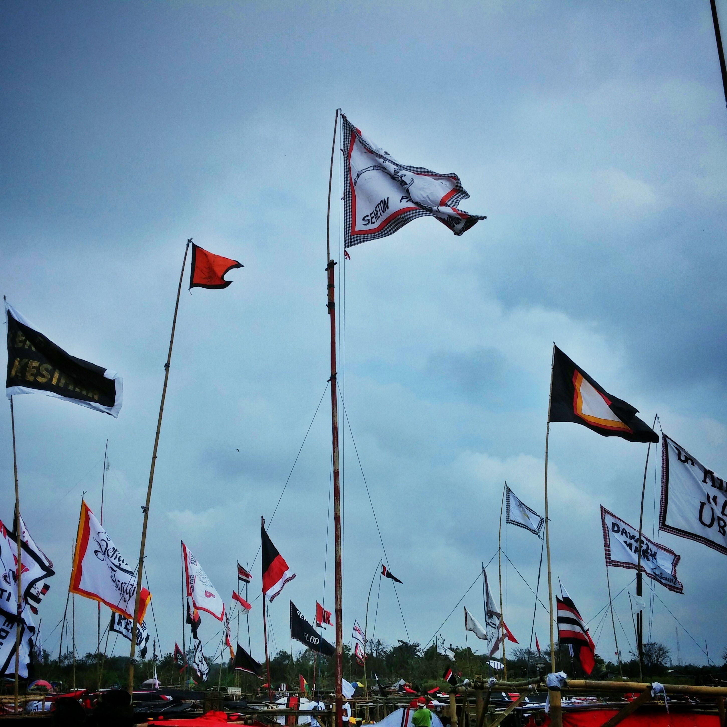 Banjar's flag