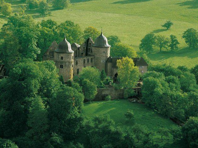 Sababurg Castle  Hofgeismar, Germany