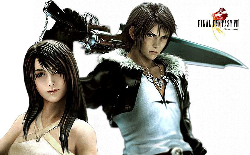 I Do Love Final Fantasy 8 So Much The 1st Ff Game I Played Its Cg Is Really Stunning At First Sight But Since Final Fantasy Final Fantasy Artwork Squall