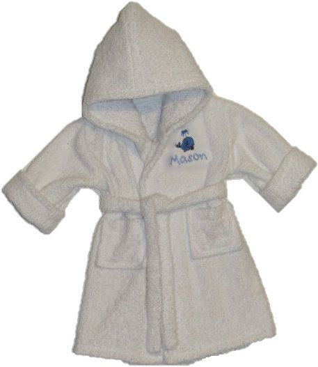 Hey, I found this really awesome Etsy listing at https://www.etsy.com/ru/listing/47975406/personalized-handmade-baby-bathrobes