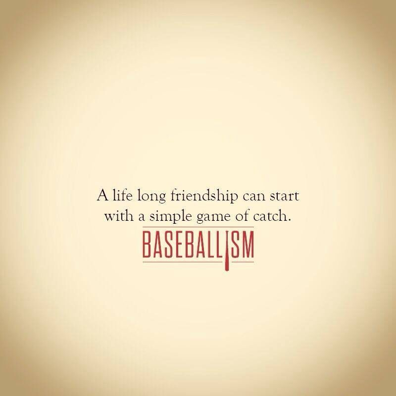Baseball Is The Best I Have Made Many Life Long Friends Baseball Quotes Baseball Baseball Softball