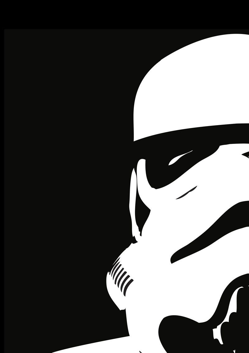 Stormtrooper Pop Art Printscn Printscn Star Wars
