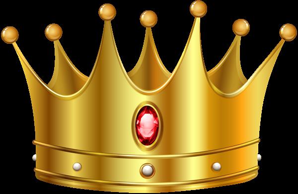 Crown Transparent Clip Art Png Image Cara Menggambar Objek Gambar Gambar