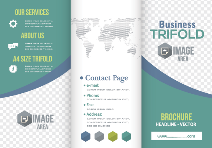 an ideal printing layout for tri fold brochure you must know printing press in dubai