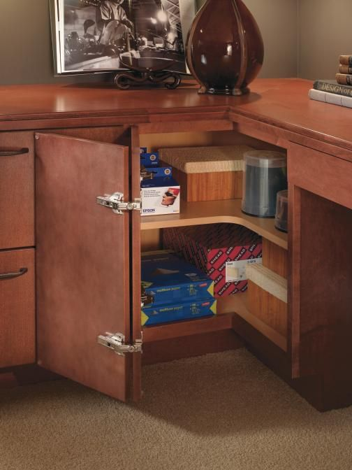 Best Schrock S Easy Reach Base Cabinet S Wide Opening Hinged 400 x 300