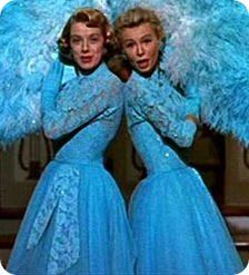 Sisters - White Christmas My sister and I can perform this whole ...