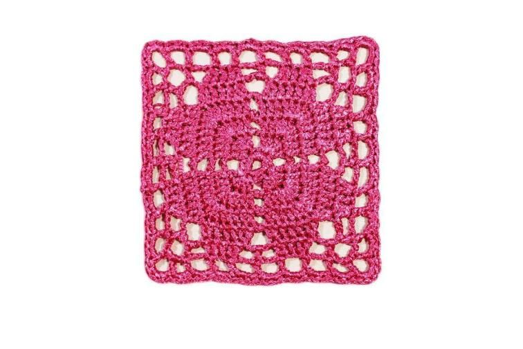 Hearts Granny Square Crochet And Knit Patterns Pinterest Heart