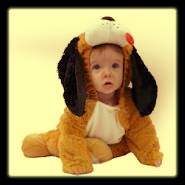 'Plush Dog Jumper Halloween Costume' with an extra 20% off available at Kmart.com! #Halloween #costume