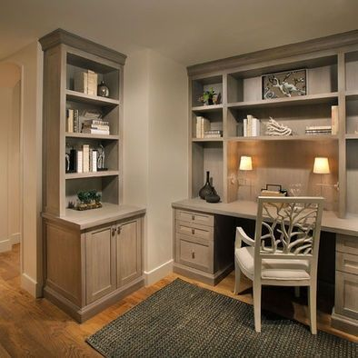 Office Built In Cabinets Ideas 67 in 2018 Home Office Home