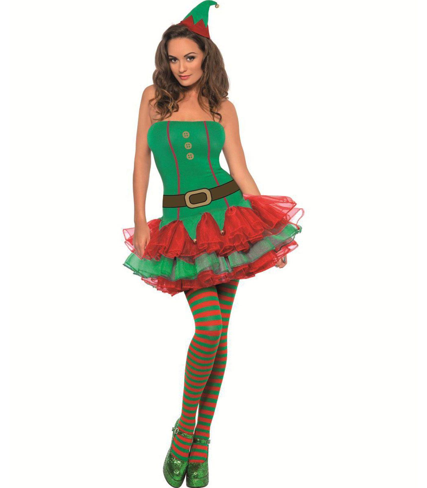 Costume da elfo sexy per donna Costumi Sexy Di Halloween 06888d86f9a