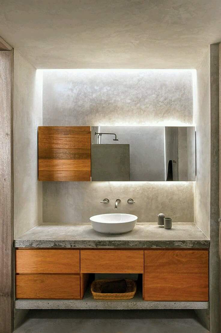 Pin by mike zeleski on home in pinterest bathroom modern