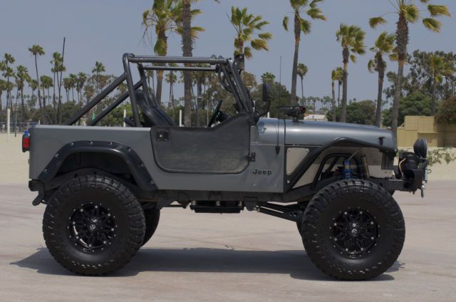 Jeep Wrangler Yj Custom No Reserve For Sale Long Beach California