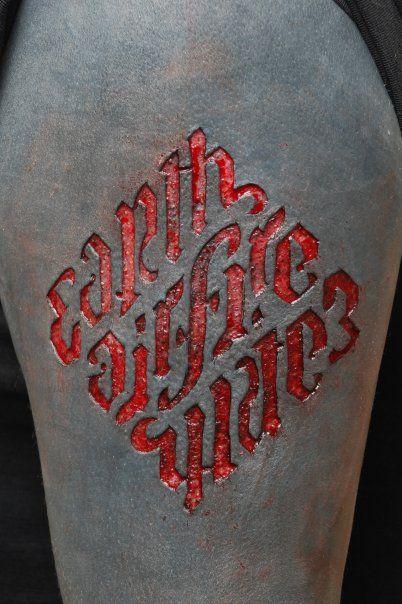 Pin By Randi Wilson On Illustrations Scarification Tattoo Scarification Body Mods