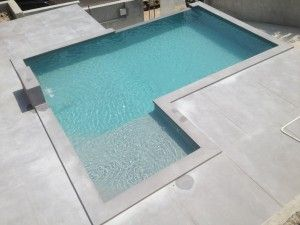 Piscine Rectangulaire En Béton Avec Plage Californienne En L 83270 St Cyr  Sur Mer VAR | Piscine | Pinterest | Awesome Pools, Plunge Pool And Swimming  Pools
