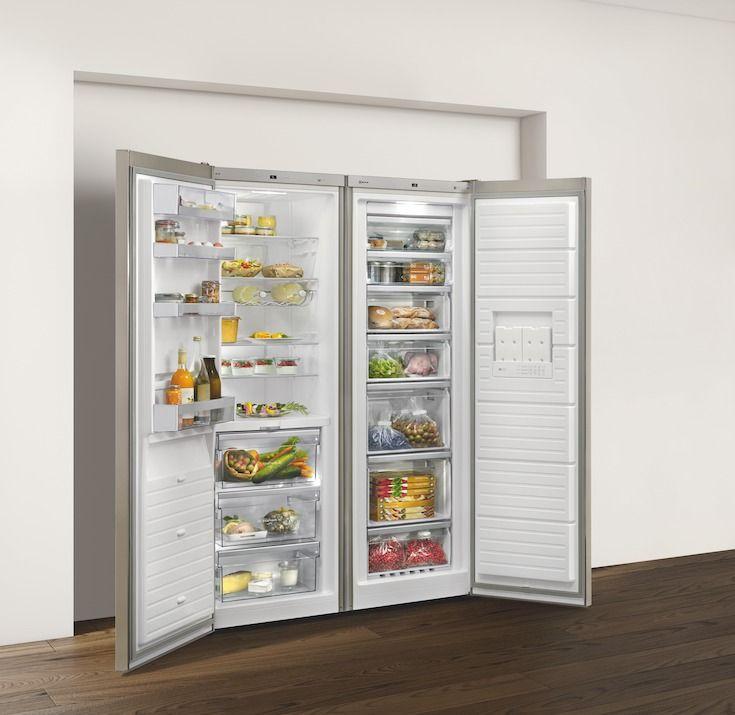 Mit den Side-by-Side Lösungen von NEFF kann der Kühlschrank ganz ... | {Side-by-side kühlschränke 35}