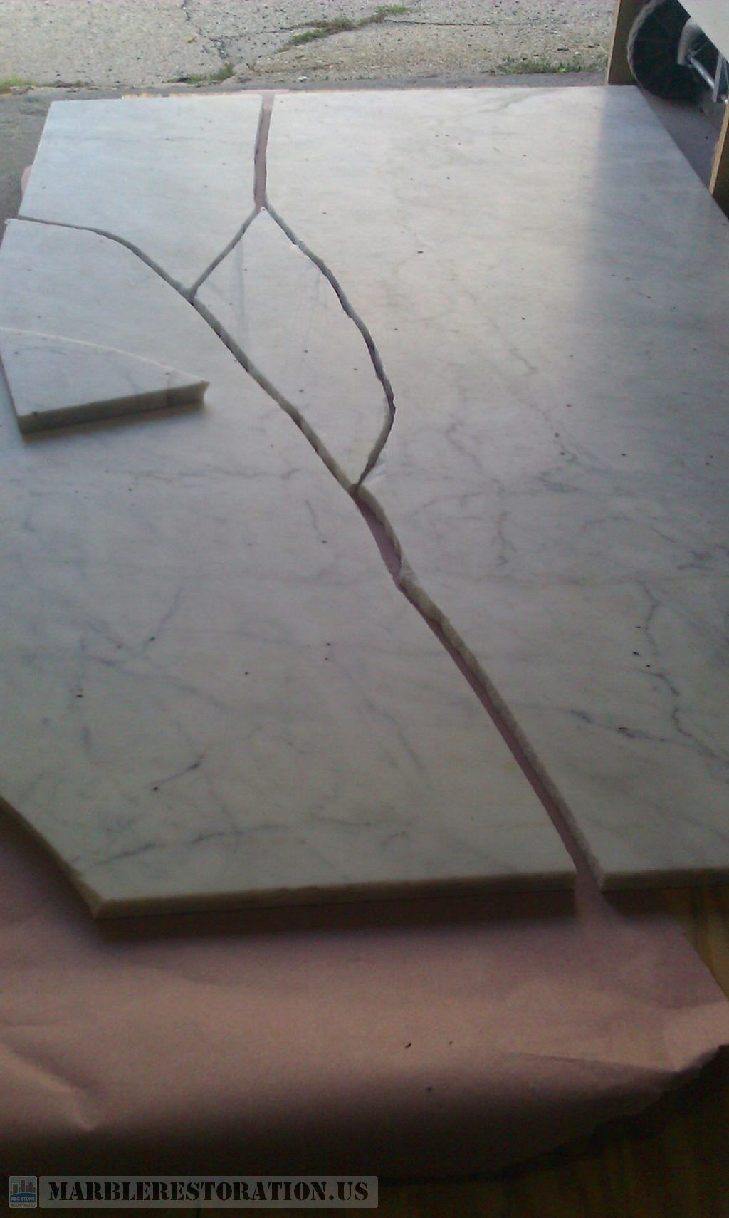 Marble Table Restoration Service Marble Table Marble