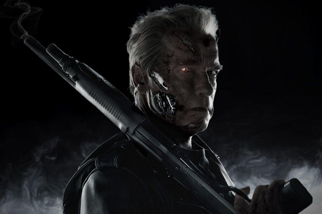 Terminator Dark Fate Terminator Movies James Cameron Arnold