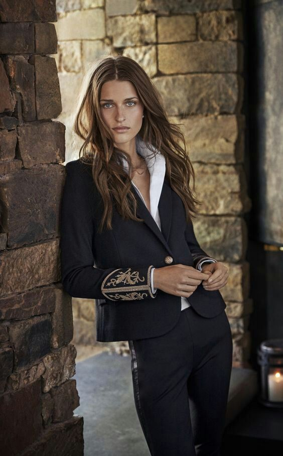 Pin By Teresa Gentile 1st Account On Bella With Images Pants Women Fashion Power Dressing Women Fashion