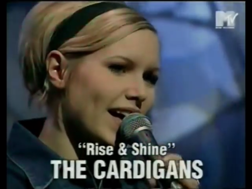 the cardigans rise and shine live x ray vision 1996 favorite artists 2000s music indie. Black Bedroom Furniture Sets. Home Design Ideas