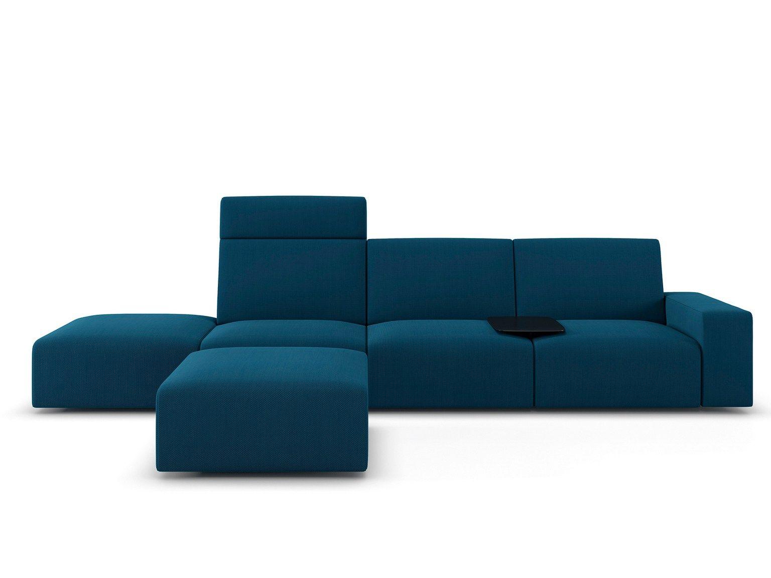 Modulares Sofa modular sofa sistema by viccarbe design lievore altherr molina