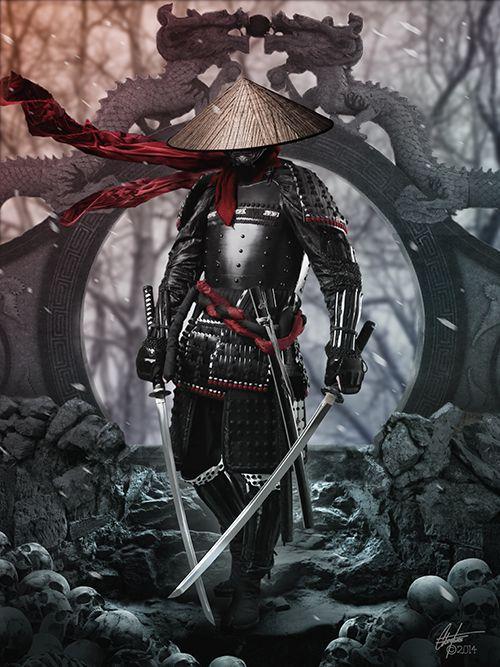 04a924c0d Ronin Black by Alegion.deviantart.com on @DeviantArt | Warrior ...
