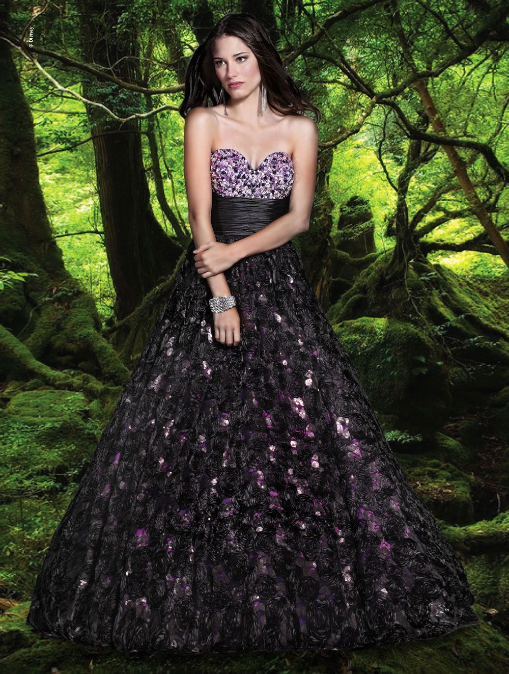In The Woods Disney Forever Enchanted Prom Dresses L I Bridal And Formal