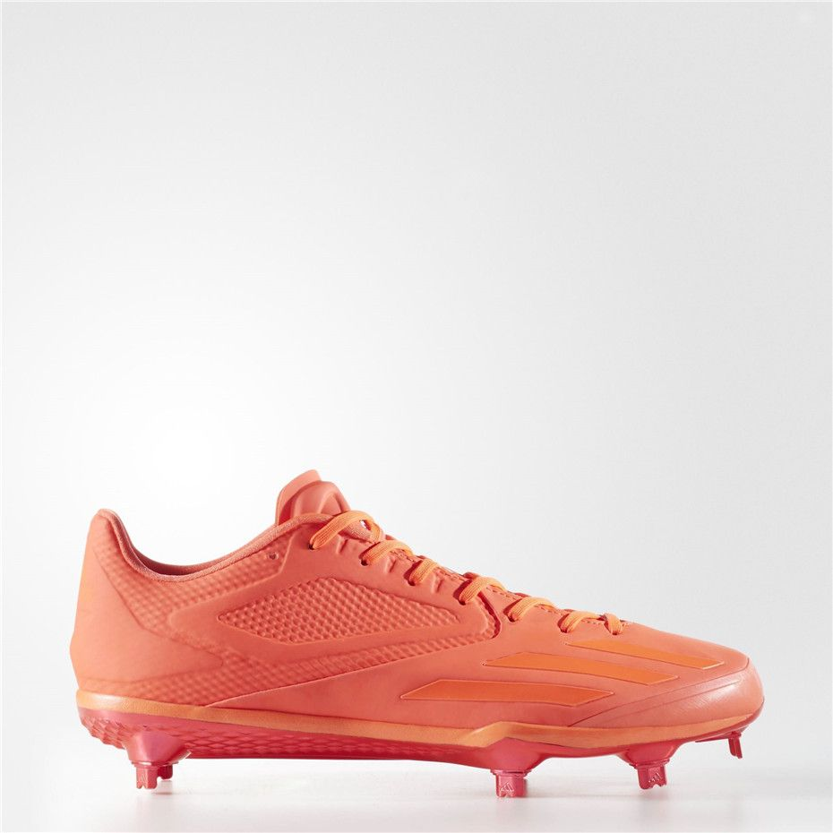 8f060a9b88f3 Adidas adizero Afterburner 3 E Cleats (Infrared) | Adidas adizero ...