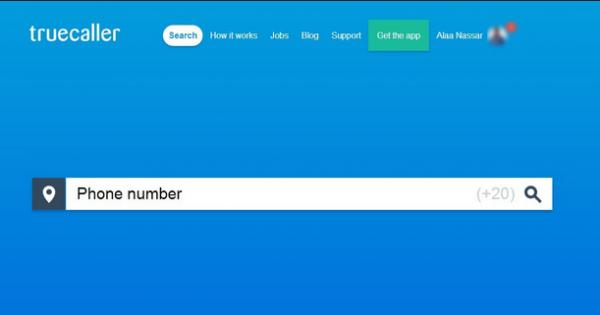 افضل موقع لمعرفة اسم صاحب الرقم المتصل او المجهول بدون برامج Tricks App Phone Supportive