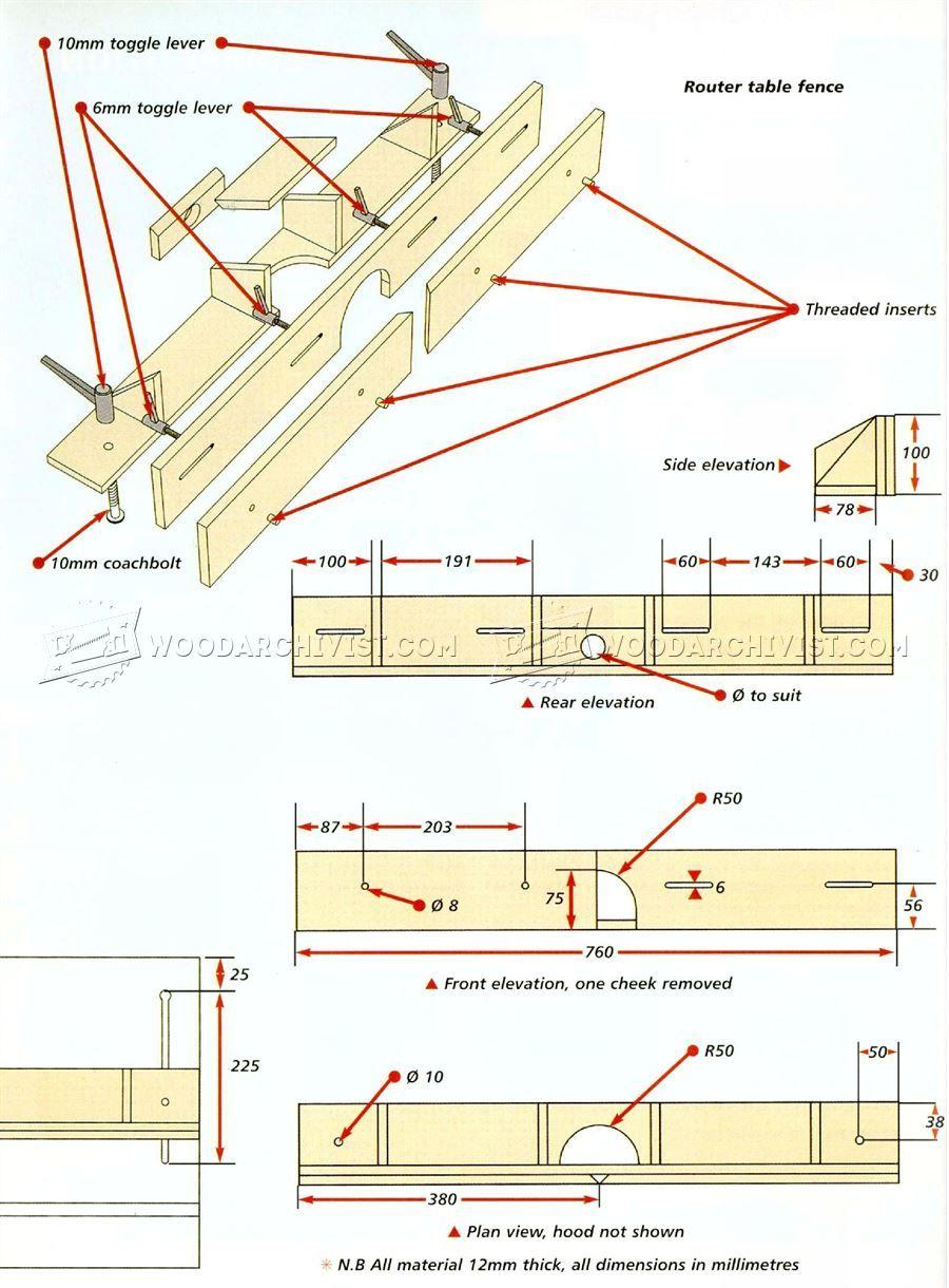 Diy router table fence -  3149 Diy Router Table Fence Router