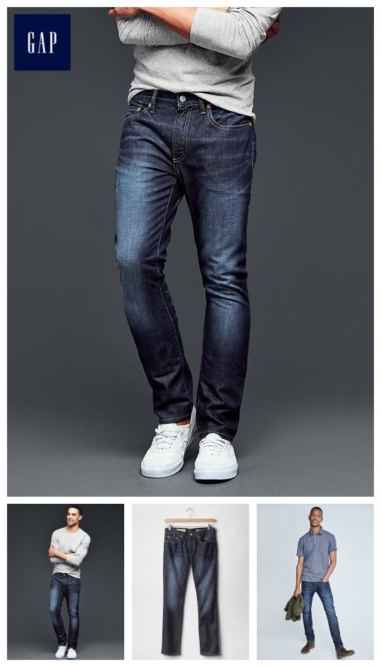 Tall 1969 skinny fit jeans (soft scrape dark indigo wash)
