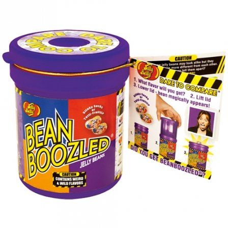 jelly belly bean boozled mystery bean machine 99g. Black Bedroom Furniture Sets. Home Design Ideas